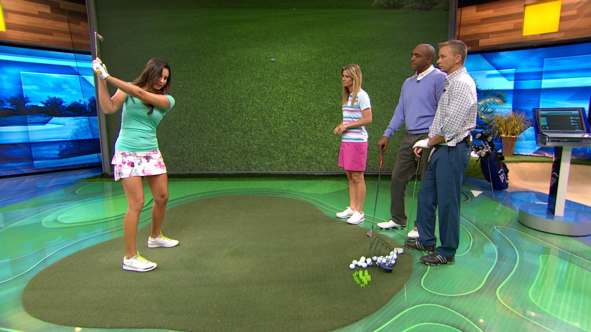 Golf Channel Holly Sonders Bikini Holly sonders